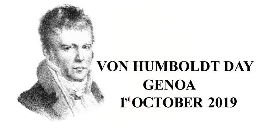 Visualizza V. 2 N. 1 (2020): VON HUMBOLDT DAY - GENOA